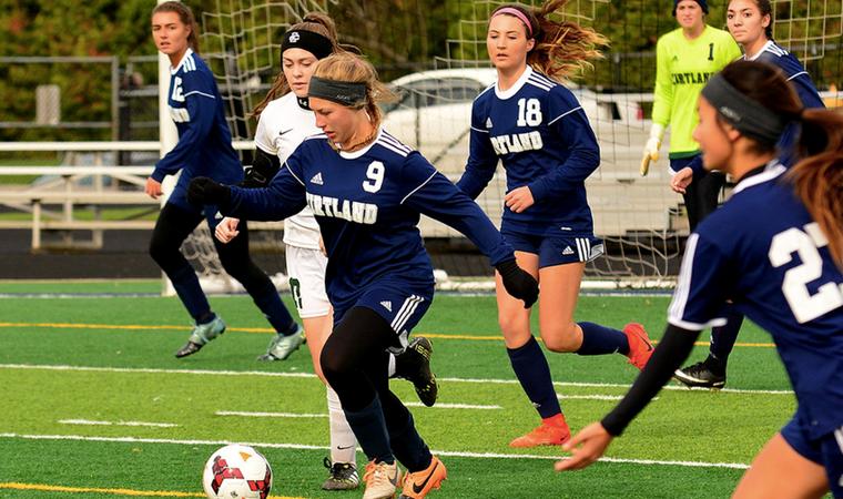 Kirtland Women's Soccer Picture