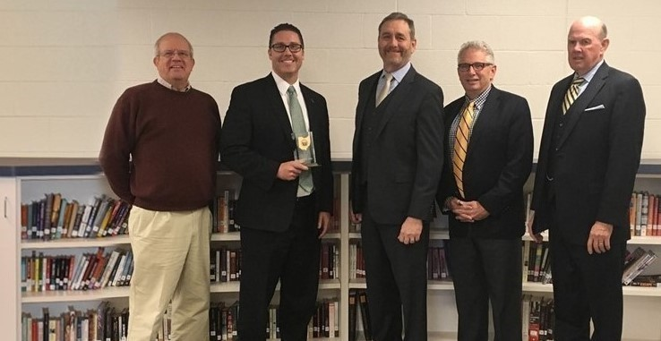 Kirtland Schools Earns the Taxpayer Hero Award