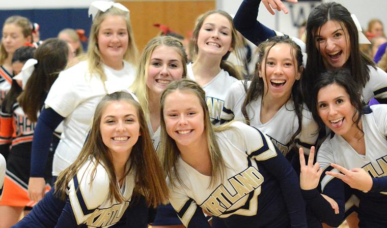 Kirtland Cheer Squad