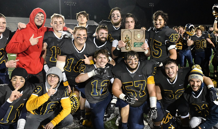 KHS Regional Champion Football Team