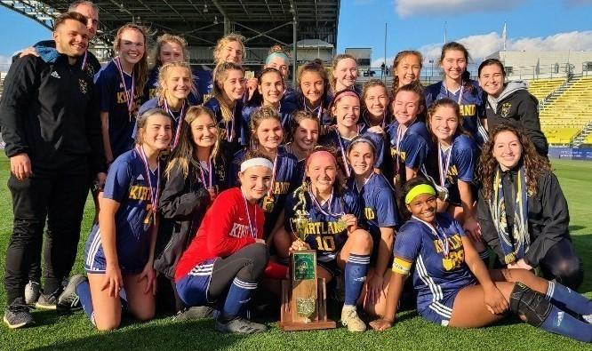Girls Soccer Champions
