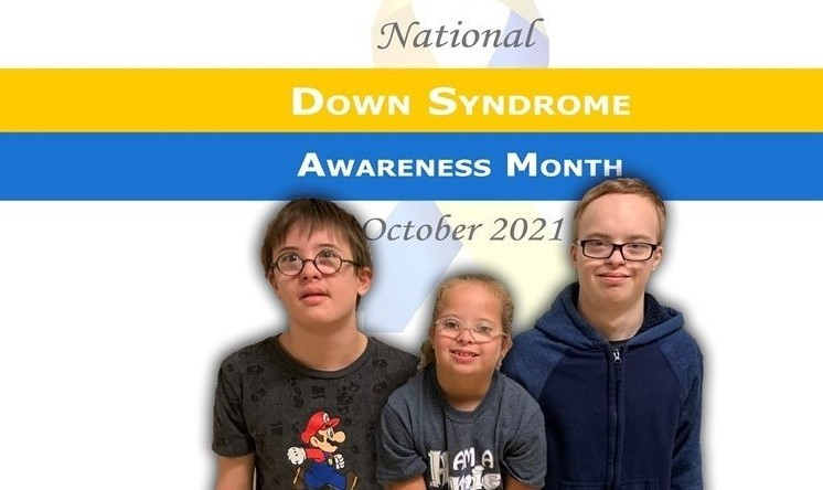 Down Syndrome Month Graphic